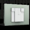 W102 Декоративная панель Cubi